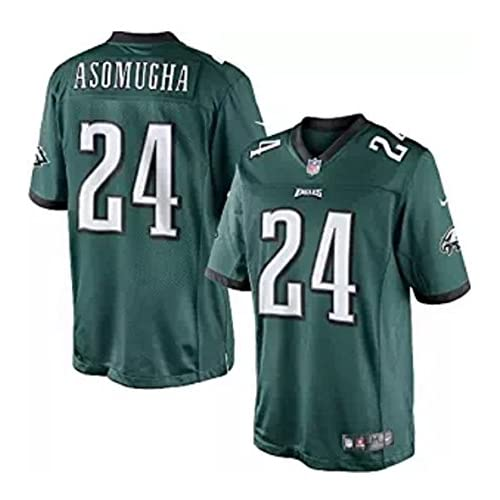 d7bc08105f9 Philadelphia Eagles Nnamdi Asomugha #24 NFL Youth Jersey, Green