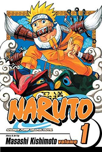 Naruto Volume 1
