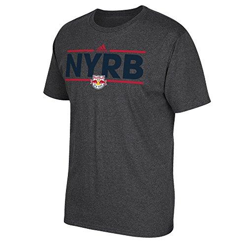 adidas MLS Dassler - Camiseta para Hombre - 3720A D21 MRP7, S, Gris