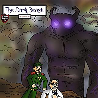 The Dark Beast audiobook cover art