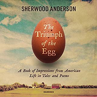 The Triumph of the Egg and Other Stories audiobook cover art