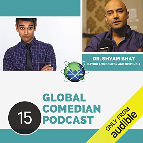 Dr. Shyam Bhat | Comedy and Meditation cover art