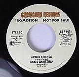 Chris Christman 45 RPM Apron Strings / Apron Strings