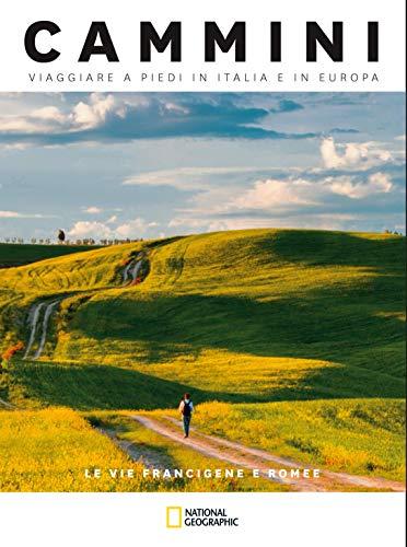 Le vie francigene e romee. Cammini, viaggiare a piedi in Italia e in Europa