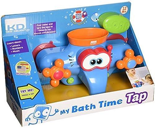 Kidz Delight My Bath Time Tap Toy by Kidz Delight
