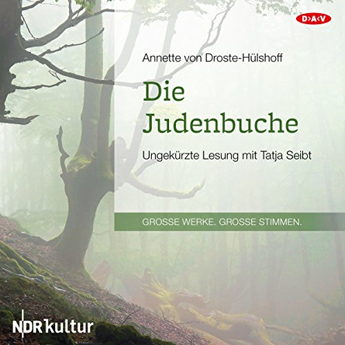 Die Judenbuche                   By:                                                                                                                                 Annette von Droste-Hülshoff                               Narrated by:                                                                                                                                 Tatja Seibt                      Length: 2 hrs and 4 mins     Not rated yet     Overall 0.0