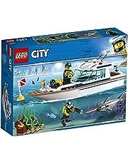 LEGO City Dalış Yatı (60221)