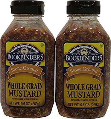 Mustard,Whole Grain