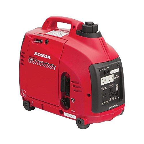 Honda Super Quiet Gasoline Portable Generator with...