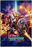 Amacigana Guardians of The Galaxy Filmposter,Marvel The
