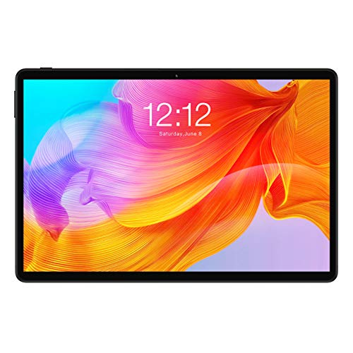 TECLAST M40SE Tablet 10,1 Pulgadas, 4GB RAM 128GB ROM, Android 10, Core 1.8Ghz, IPS de 1920x1200, Llamada SIM 4G LTE, cámara 2MP / 5MP, GPS,WiFi, 6000mAh, expansión máxima 512TF, Soporte de Teclado