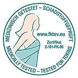 Julius Zöllner Babymatratze Sky Comfort, Schadstoffgeprüft nach Standard 100 by OEKO-TEX, 70 x 140 cm - 11