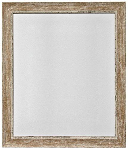 Frames By Post 22,8 x 15,25 cm fotolijst met glas in used-look in houtbruin