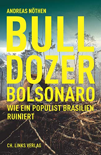 Bulldozer Bolsonaro: Wie ein Populist Brasilien ruiniert