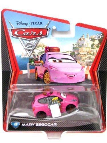 Disney Pixar Cars 2 - Mary Esgocar No. 49