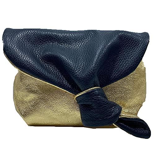 M*BRC Bolso by Max Brazaletes bolso línea bonbon negro oro