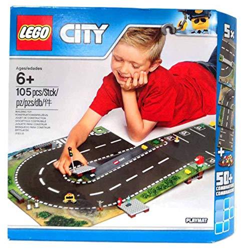 LEGO Tapis de Jeu City 2017 - Présente ta Ville de manière Tout à Fait innovante !