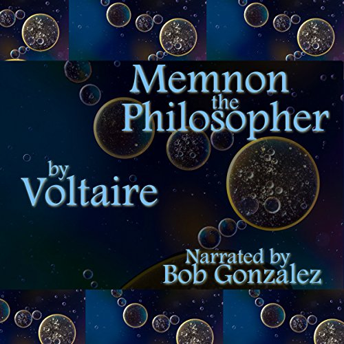 Memnon, the Philosopher audiobook cover art