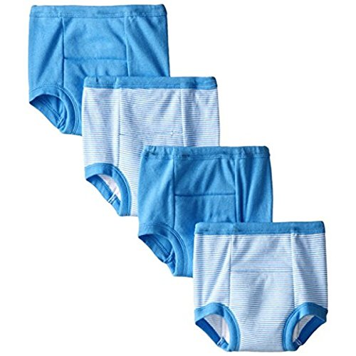 Gerber Baby and Toddler Boys' 4 Pack Training Pants