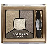 Bourjois Smokey Stories Sombra de ojos Tono 6 Upside brown - 3.2 gr (Peso neto)