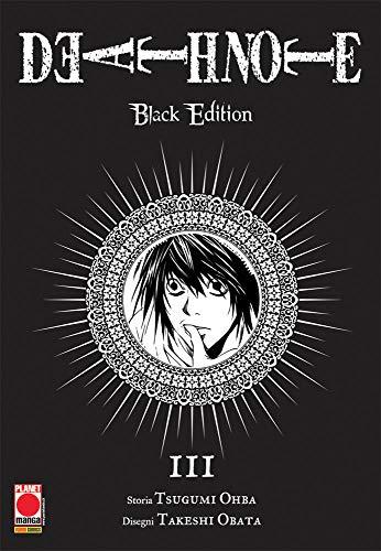 Death Note. Black edition (Vol. 3)