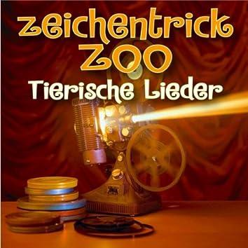 Zeichentrick Zoo - Tierische Lieder
