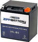 Chrome Battery 30L-BS - High Performance Power Sports...
