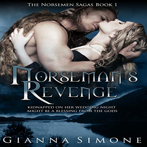 Norseman's Revenge audiobook cover art