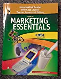 Marketing Research Project Workbook Teacher Manual (Glencoe Marketing Essentials)