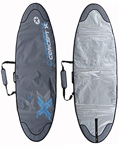 Concept X Boardbag Rocket Twinser: Größe/cm: 236x62