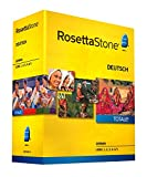 Rosetta Stone German Level 1-5 Set - includes 12-month Mobile/Studio/Gaming Access