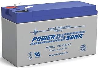 Power-Sonic PS-1290 F2 | SLA Battery 12v 9ah
