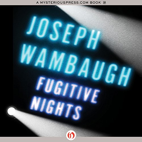 Fugitive Nights audiobook cover art