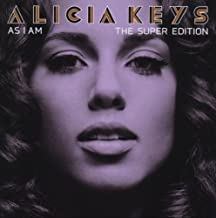 As I Am-the Super Edition Enhanced, Import Edition by Alicia Keys (2008) Audio CD