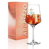 RITZENHOFF Aperizzo Aperitifglas von Kathrin Stockebrand, aus Kristallglas, 600 ml, mit edlen...