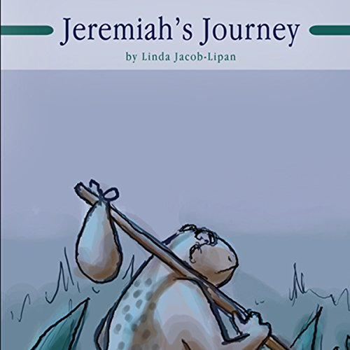 Jeremiah's Journey audiobook cover art