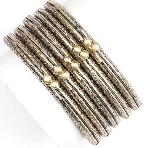 Bagparts Metal Frame Purse Coin Bag Kiss Clasp Lock DIY Craft Assorted Semicircular 5PCS 12.5CM