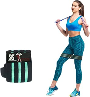 Hip Resistance Bands - Fabric Hip Circle - Cotton Non-Slip Hip Thruster Loop - for Glute Activation, Booty, Squat, Exercis...