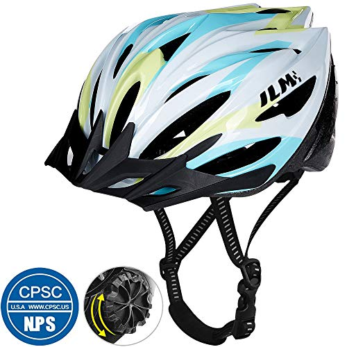 ILM Kids Bike Bicycle Helmet Quick Release Strap Lightweight Casco Suits Biking Cycling MTB CPSC Certified (Ice Cream, Small/Medium)
