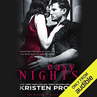 Easy Nights audiobook cover art