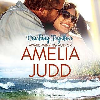 Crashing Together  audiobook cover art