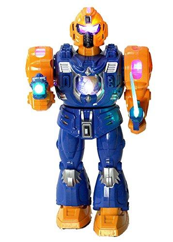 Juinsa 84139.0 robot met geluid en looplicht