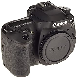 Canon EOS 80D 24.2MP CMOS 6000 x 4000Pixeles Negro - Cámara digital (Auto, Nublado, Modos personalizados, Luz de día, Flash, Fluorescente, Sombra, Tungsteno, Película, Imagen única, Batería, Cuerpo de la cámara SLR, TTL, Automático/Manual) [Importado] (B01C2XJVPC) | Amazon price tracker / tracking, Amazon price history charts, Amazon price watches, Amazon price drop alerts