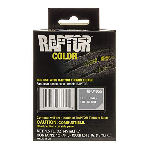U-Pol Raptor Color Tint Pouches - Light Gray