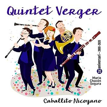 Caballito Nicoyano (Arr. Víctor Hugo Berrocal for Wind Quintet)