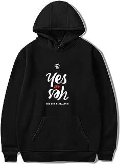 Kpop Twice BDZ Yes or Yes Hoodie Momo Sana Mina Nayeon Tzuyu Sweater Sweatshirt
