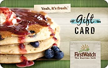 First Watch Restaurants Gift Card