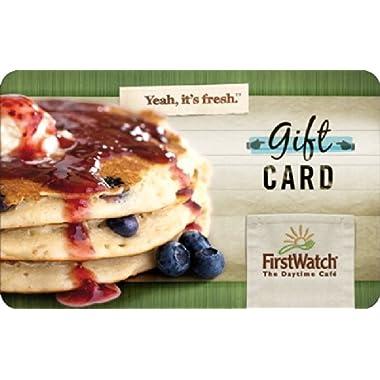 First Watch Restaurants $25 Gift Card