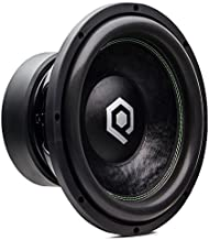 SoundQubed HDS3.1 1200W RMS Dual 4 Ohm Subwoofer Series (12-inch Dual 4 Ohm)