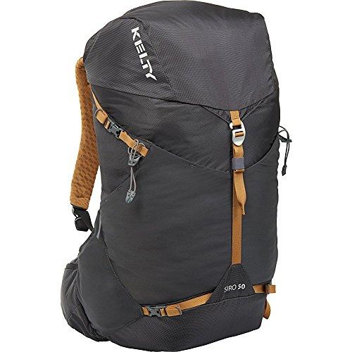 Kelty Siro 50 Backpack, Black, Small/Medium
